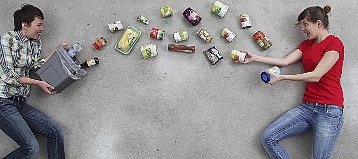 Food Floor Fun