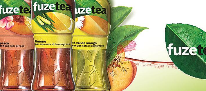 Coca Cola. Nestea sostituita con Fuze Tea