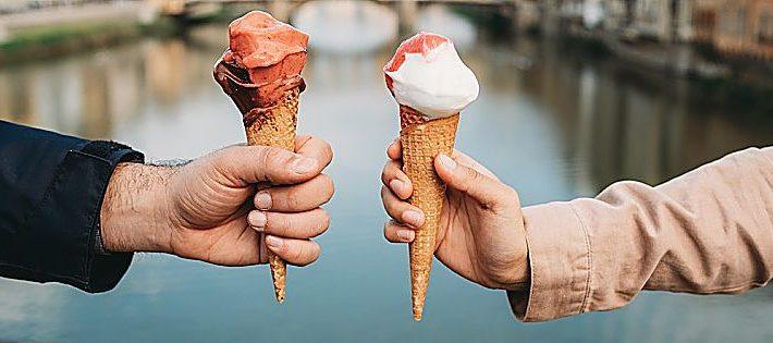 vero gelato italiano bollino