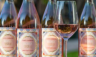rosa vino donnafugata dolce gabbana