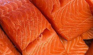 salmone affumicato italia