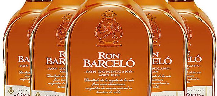 coca cola rum barcelò