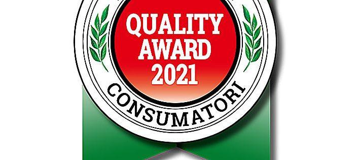 quality award 2021 premi