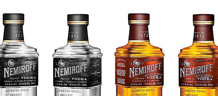 coca cola diventa distributore vodka nemiroff