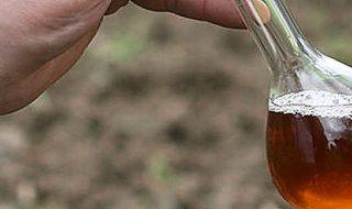 distillato di legno fertilizzante
