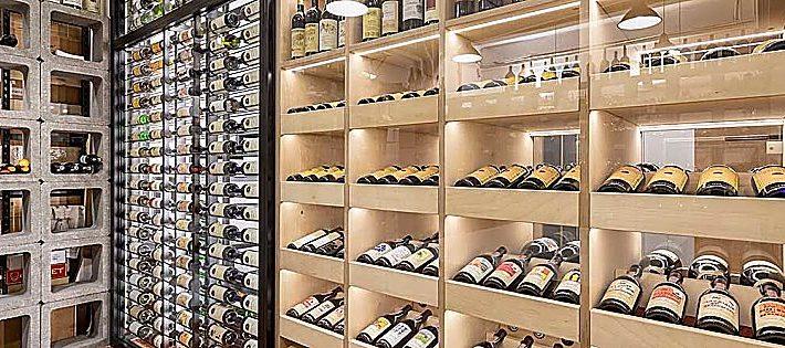 milano wine vault caveau vini