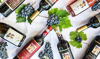 export vinicolo crescita 2021